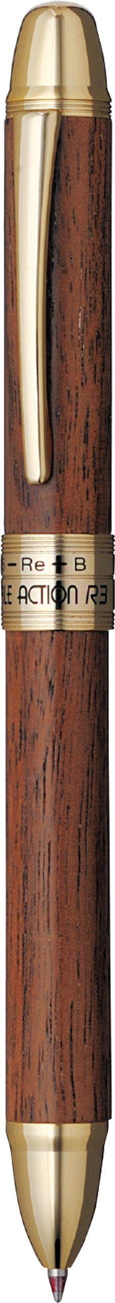 ダブルアクション R3 木製 ウォールナット