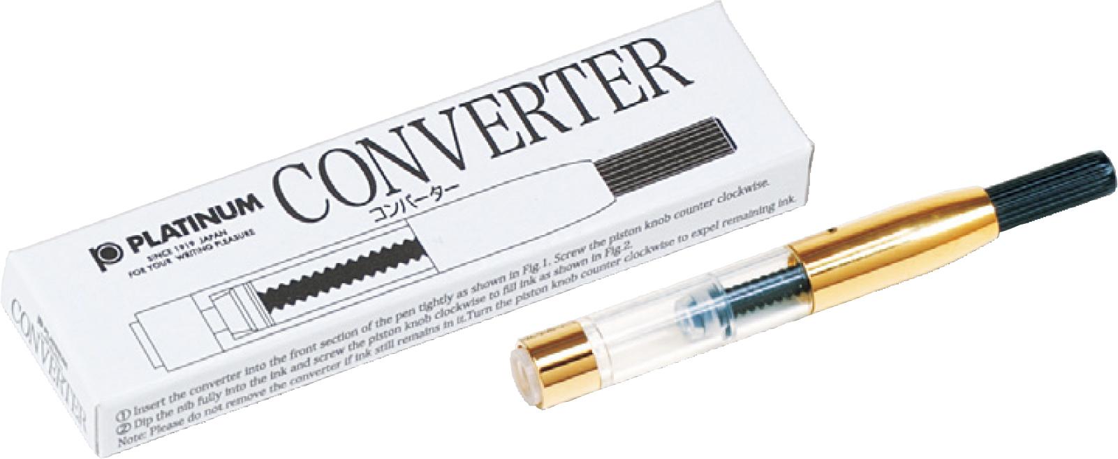 万年筆用コンバーター